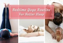 Bedtime Yoga Routine, Before Bed Yoga